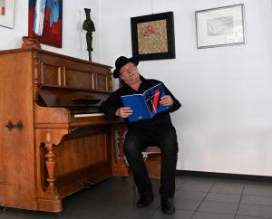 Knut Maurer im Zehnthaus
